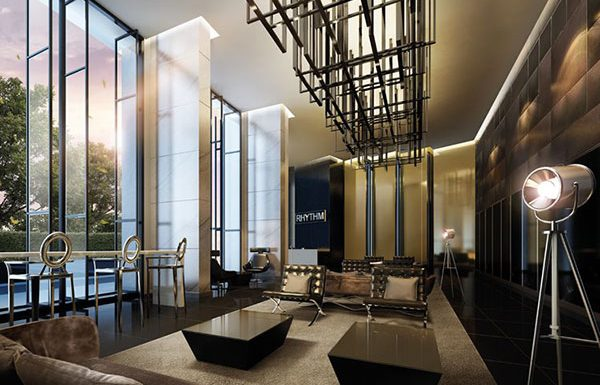 Rhythm-Asoke-Bangkok-condo-for-sale-lobby