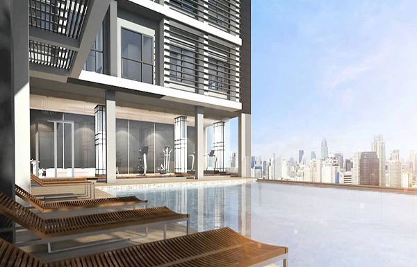Rhythm-Asoke2-Bangkok-condo-for-sale-swimming-pool-and-fitness-2